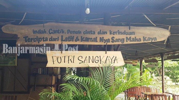 Wisata Kalsel, Putri Sangkaya di Kabupaten Banjar Sajikan Masakan Khas Banjar
