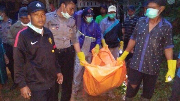 Warga Gunung Ulin Kotabaru Geger Temuan Mayat Pria Mengenaskan