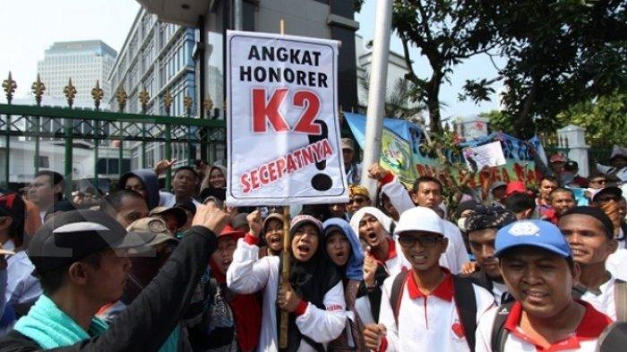 Guru Ini Minta Seleksi P3K Diprioritaskan untuk Honorer K-2