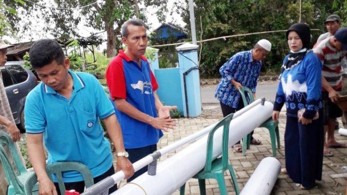 Warga Bantaran Sungai di Banjar Sukai Jamban Tripicon, ini Harapan Mereka