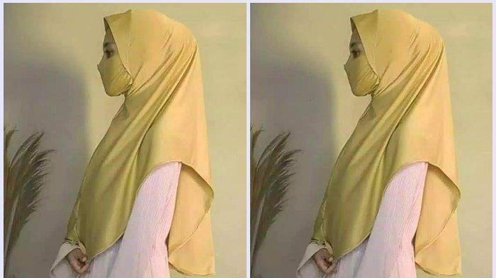 Hijab Niqab Ramai Dicari, Dijual Mulai Rp 50.000 hingga Ratusan Ribu
