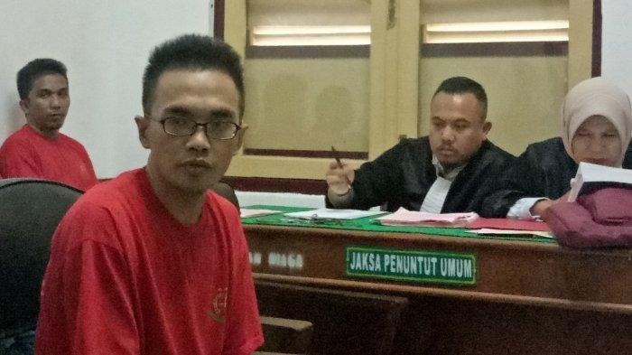 Terancam Dihukum Mati, Kurir Sabu 42 Kg Sabu Ini Minta Pengampunan Majelis Hakim