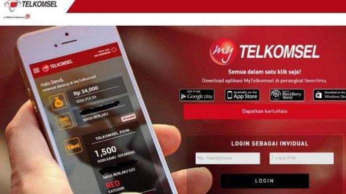 Terdapat 12 pilihan paket murah meriah Telkomsel