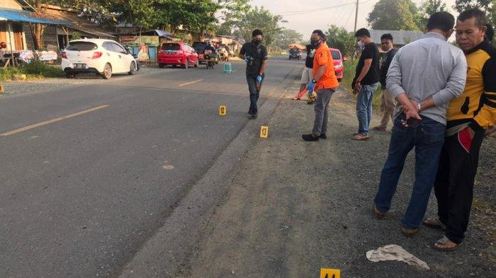 Polres Tanahbumbu Benarkan Kasus Penembakan di Sarigadung Dua Peluru Bersarang di Tubuh Hendri Jaya