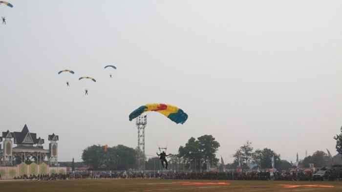 Kumpulan Ucapan HUT ke 75 TNI 5 Oktober 2020, Dirgahayu TNI, Sinergi untuk Negeri
