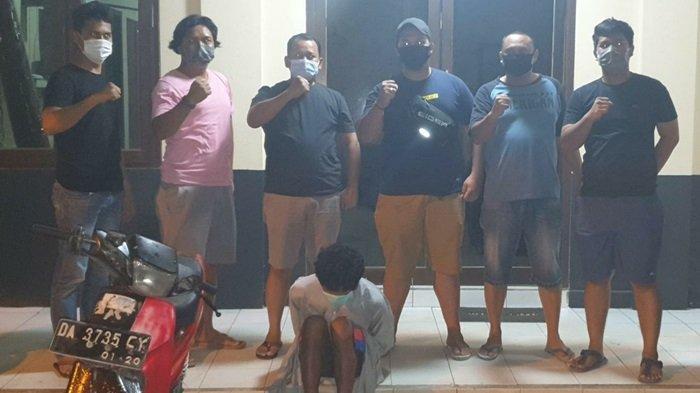 Satreskrim Polres Tanahbumbu Ringkus Pelaku Jambret, Beraksi di Sejumlah TKP Wilayah Tanahbumbu
