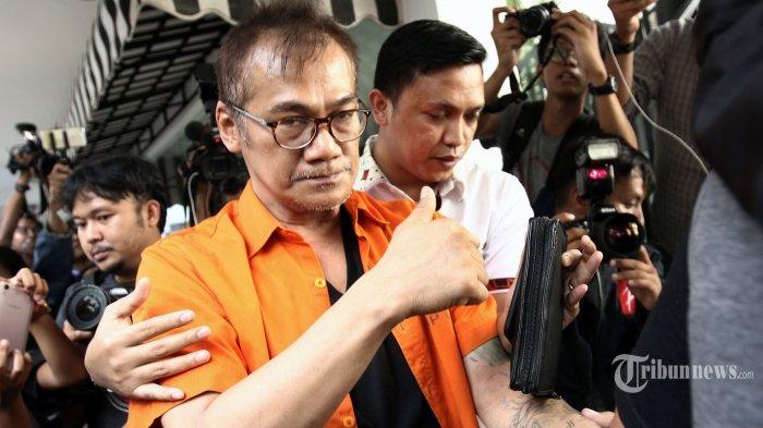 Tengah Pandemi Covid-19 Tio Pakusadewo Ditangkap, Ini Profil dan Catatan Kasus Narkobanya