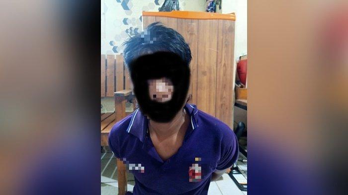 Narkoba Kalsel, Pembawa Sabu dan Bong Ditangkap di Belakang Kantor DPRD Banjar