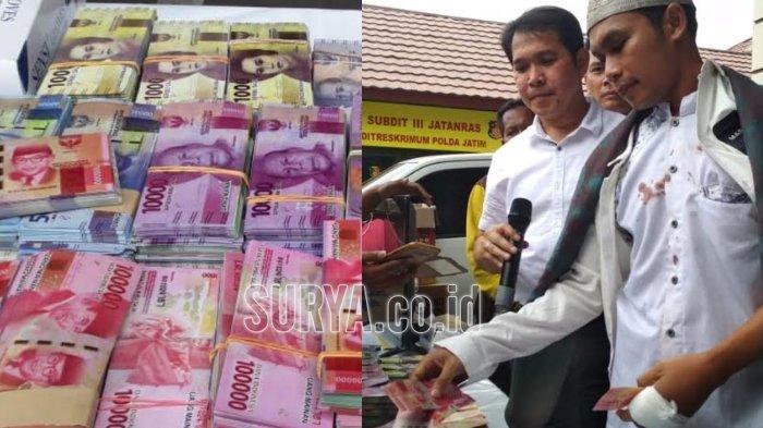 Fakrul Akbar Dukun Pengganda Uang asal Pasuruan, Uang Korban Dipakai Foya-foya dan Beli Motor