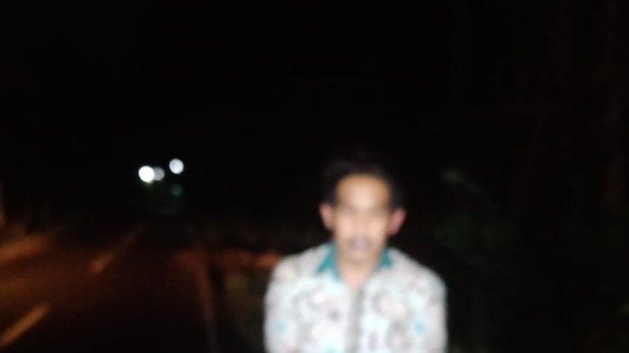 Pencurian di Kalsel, Pencuri Dompet Hj Kastan di HST Diringkus