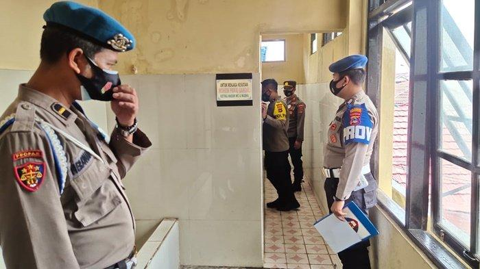 Tes Urine di Polresta Banjarmasin, Kapolresta Peringatkan Personel Tak Terlibat Narkoba
