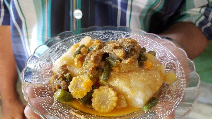 Tetal Kuah Haruan Diklaim Kuliner Identitas Lokal Tanahlaut