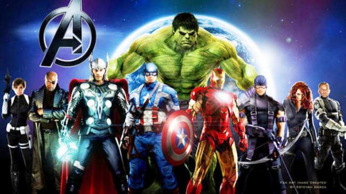 Terilhami Film Ini, Marvel Bakal Bikin Film dengan Superhero Muslimah