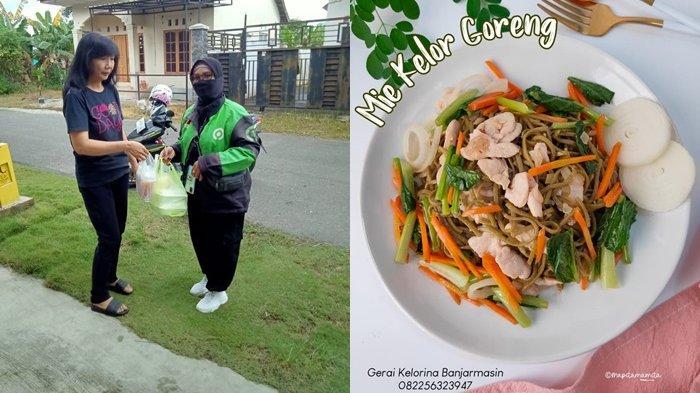 Omzet Kue Kering Menurun, Theresia Buka Kuliner Nasi dan Mie Goreng Pedas Level 1 Paling Disuka