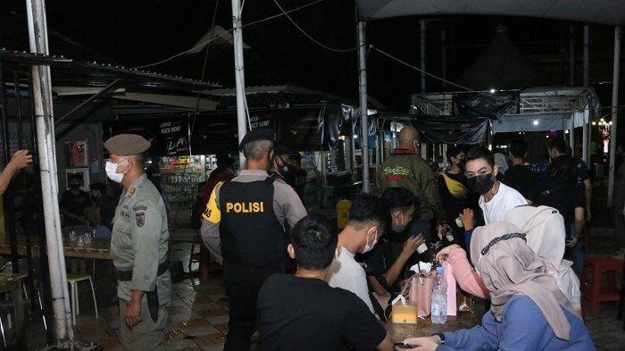 Langgar Prokes, Tiga Kafe di Banjarbaru Dijatuhi Sanksi Tutup Tiga Hari