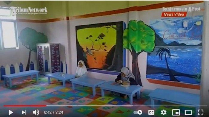 VIDEO Batola Resmikan Tiga Mesjid Ramah Anak, Begini Respon Bupati
