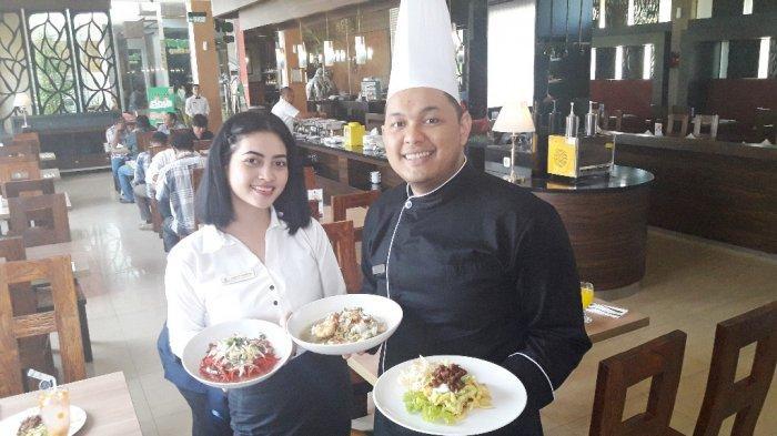 Tiga Menu Banjar Sajian Hotel Rodhita Banjarbaru, Dijamin Bikin Puas