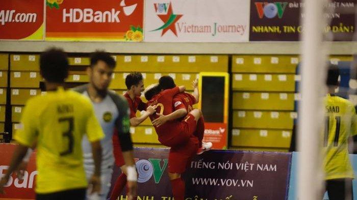 Hasil Timnas Indonesia vs Myanmar Skor 1-0 di Babak 1, Thailand di Final Piala AFF Futsal 2019