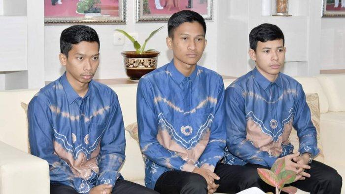 3 Siswa SMKN 2 Kandangan Wakili Kalsel ke Lomba Keterampialn Nasional, Bupati HSS Support Peralatan
