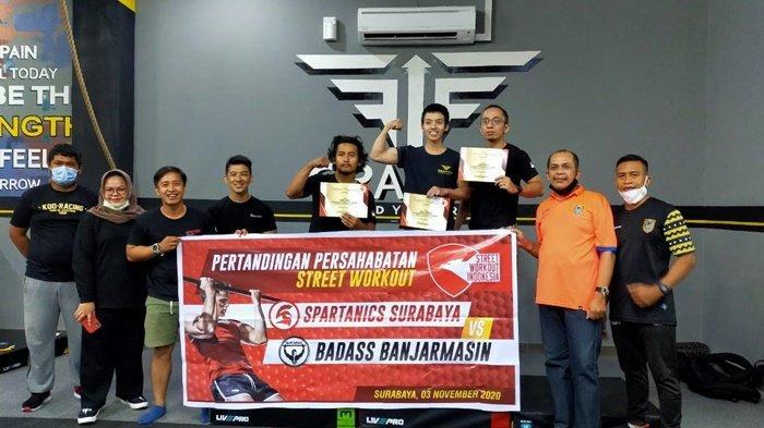Tim Badass Raih Dua Katagori dan Tundukkan Tuan Rumah Surabaya