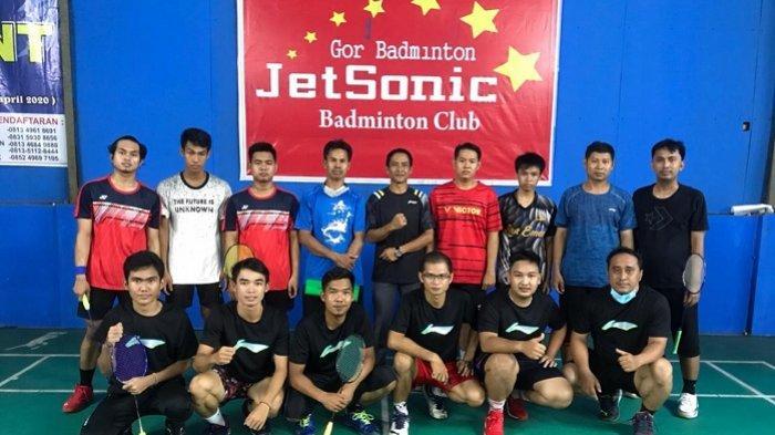 Takluk Atas Jetsonic di Babak Semifinal, Tim PBSI Balangan Raih Peringkat III Kejuaraan di Kalteng