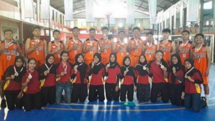 Atlet Basket di Banjarbaru Masih Latihan Mandiri, Ini Alasan Perbasi Banjarbaru
