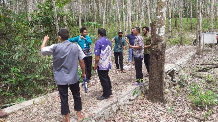 Proyek Fisik dan Nonfisik Dana Desa Balida Balangan Diperiksa BPKP Kalsel