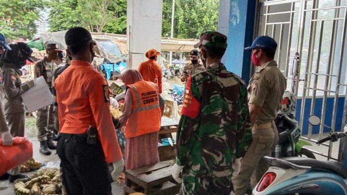 Sebanyak 29 Orang Tak Pakai Masker di Kabupaten HST Dapat Teguran