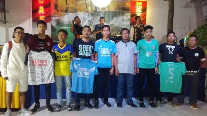 KSOP Nautica Siap Tempur di Banua Futsal League 2018