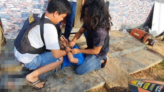 Tiga Tersangka Perampokan Sadis di Kotabaru Dibekuk Petugas, Akui Belajar Rakit Senpi dari YouTube