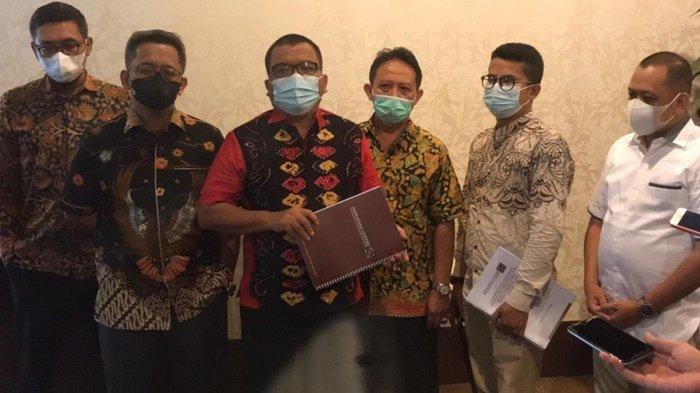 Pilkada Kalsel 2020, Denny Indrayana Sampaikan Enam Dalil Gugatan ke Mahkamah Konstitusi
