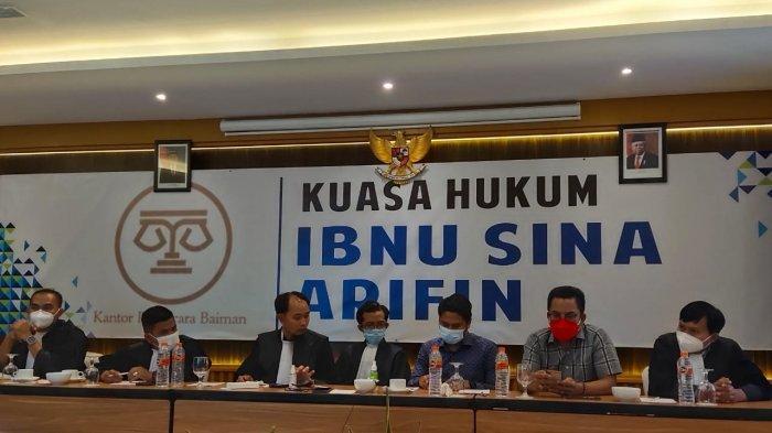 PSU Pilwali Banjarmasin Diwarnai Pelaporan Tim Hukum Petahana ke Bawaslu