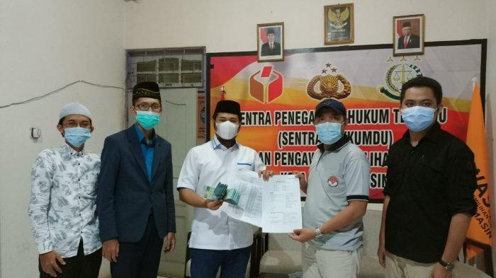 Pilkada Kalsel 2020, Dua Laporan Terhadap AnandaMu di Bawaslu Banjarmasin Rontok