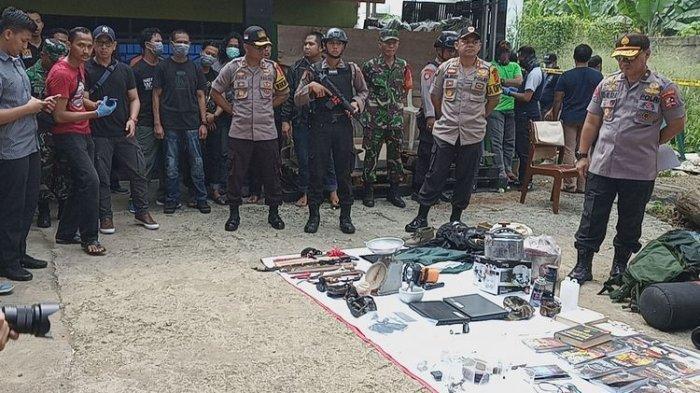 Kata Polisi Terduga Teroris di Bogor Mau Ledakan Bom Saat Penetapan Hasil Pemilu 2019