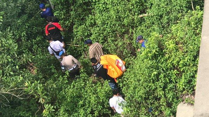 Detik-detik Penemuan Potongan Kepala Mayat Lok Baintan, AKBP Himawan : Sudah di RSUD Ulin