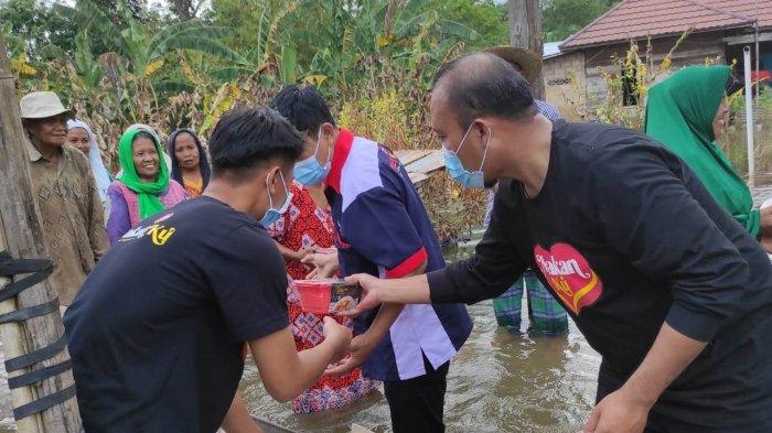 Makanku Peduli Berbagi untuk Korban Banjir Kalimantan Selatan