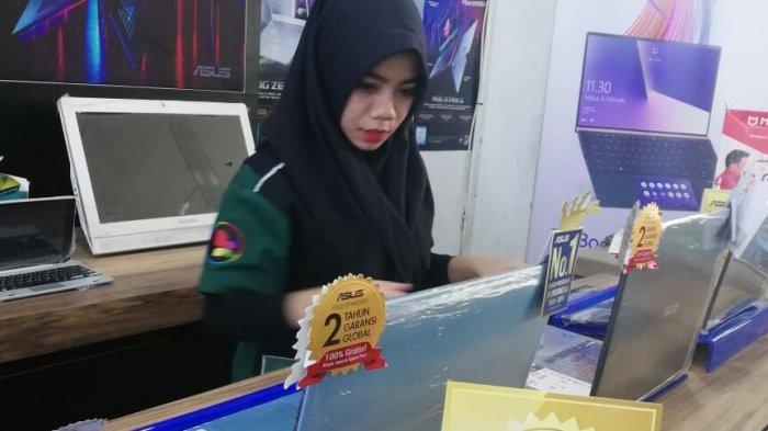 Game Online Semakin Marak, Penjualan Laptop di Banjarmasin masih Didominasi Laptop Mainstream