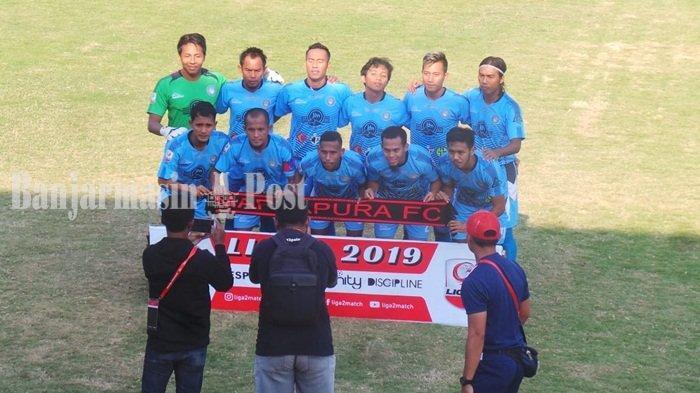Laga Berakhir Ricuh, Martapura FC Dapat Sanksi Rp 75 Juta, Ami Said Singgung Kualitas Wasit