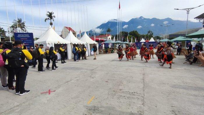Tiba di Jayapura Papua, Tim Cabor Menembak Kalsel Targetkan Empat Medali di PON XX Papua 2021