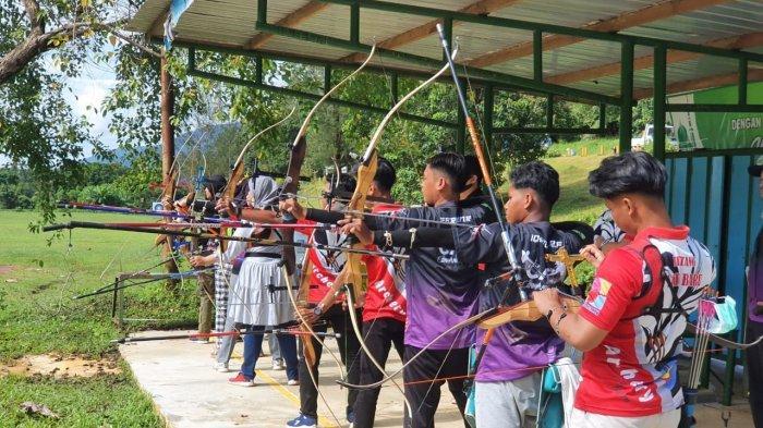 Perpani Kotabaru Andalkan Divisi Standart Bow untuk Dulang Medali di Popda Kalsel 2021