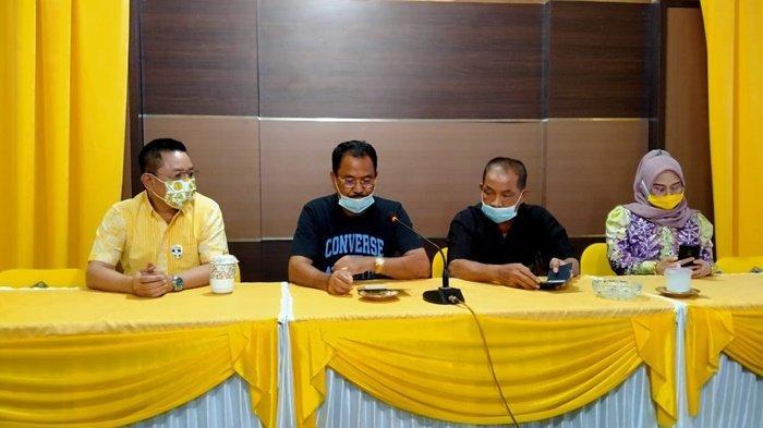 Tim Pemenangan Paman BirinMu Desak KPU Banjar Laporkan Saksi Sidang Sengketa Pilgub Kalsel