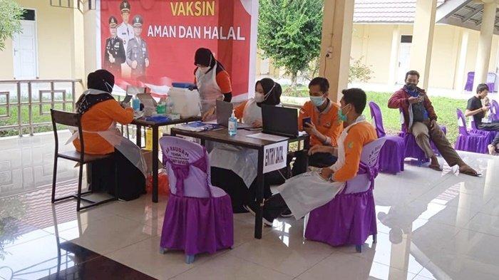 Vaksinasi Massal di Kabupaten Tapin Capai 10 Persen, Begini Penjelasan Dinas Kesehatan