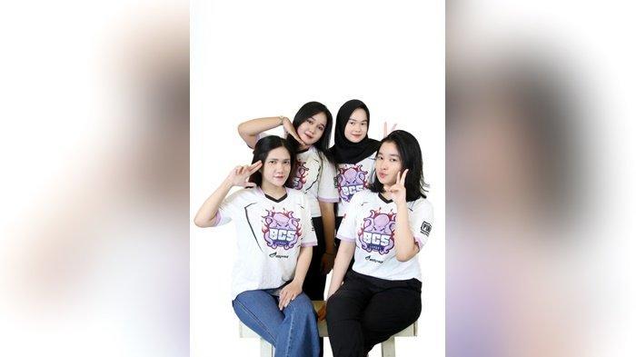 Raih Medali Emas di PUBGM Putri, ESI Banjarbaru Pimpin Klasemen Kejurprov Kalsel 2021