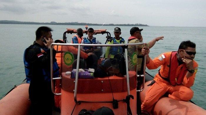 Kepala Basarnas Kalsel Sebut Kabar Ditemukannya Penumpang Speedboat di Majene Belum A1