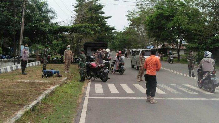 Selama Juni, Satgas Covid-19 Kapuas Kalteng Dapati 277 Pelanggar Prokes