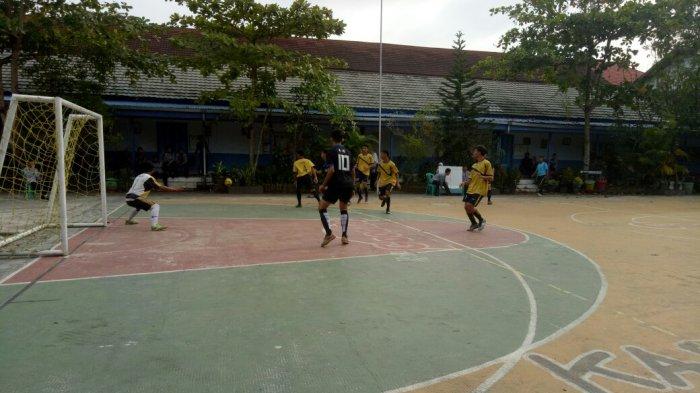 Taklukkan Tuan Rumah, Tim Futsal Smagas Banjarmasin Melenggang ke Semifinal Smaga Cup 2018