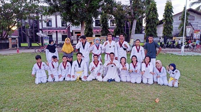 Tim Taekwondo Balangan Andalkan Nomor Under 49 Kg Putri di Popda Kalsel 2021