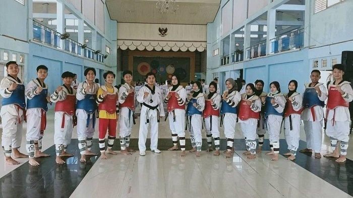 Turunkan 24 Atlet di Ajang Popda Kalsel 2021, Tim Taekwondo Kotabaru Targetkan Raih 9 Medali