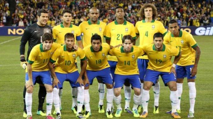 Jadwal Copa America 2021 dan Pembagian Grup Timnas Brasil dan Argentina