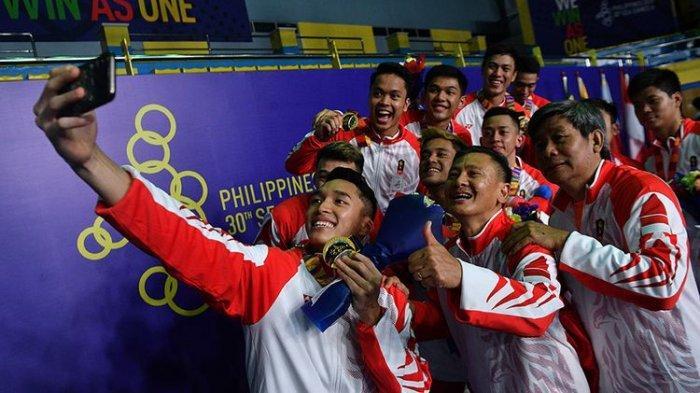 Pelepasan Atlet Olimpiade Indonesia Dilakukan Secara Virtual, Berikut Daftar Atlet Diberangkatkan
